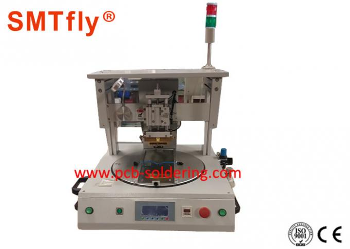 Optional CCD Hot Bar Bonder Automatic Soldering Equipment With Sealing Process