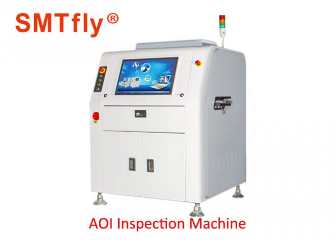 High Accuracy SMT AOI Machines , AOI Inspection Equipment Personalization Operate Design