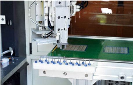 High Accuracy PCB Separator Machine With Germany KAVO Cutting Spindle SMTfly-F03