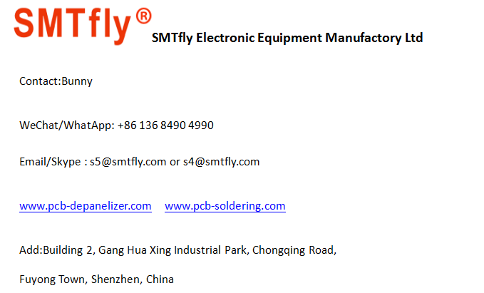 Inline Cnc PCB Router Machine , PCB Laser Cutter Double Workbench SMTfly-F06