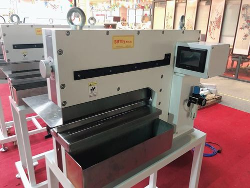 V-Cut Pcb Separator for Cutting Aluminum Board With Linear Blades,PCB Depanelizer,PCB Depanelers