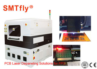 China UV Laser PCB Depaneling Machine With Cutting And Marking Together SMTfly-5L supplier