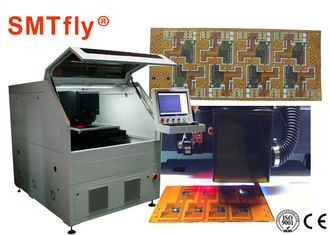 China Optowave UV Laser PCB Depaneling Machine Stand Alone Type Marble Platform SMTfly-5S supplier