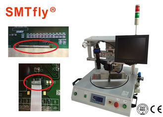 China Optional CCD Hot Bar Bonder Automatic Soldering Equipment With Sealing Process supplier