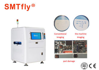China Computer Control SMT AOI Inspection Machine For 2 - 8mm PCB SMTfly-27X supplier