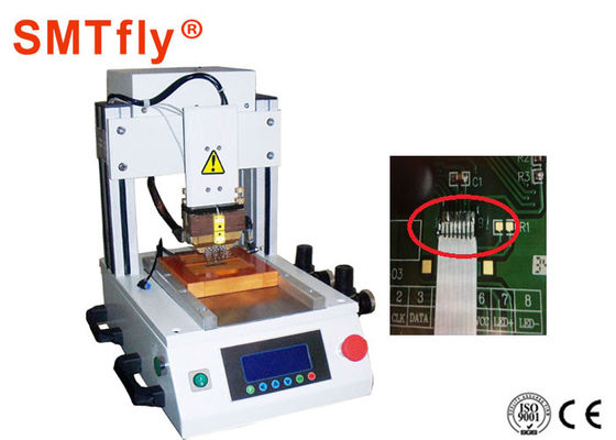 China 110*150mm LED PCB Hot Bar Soldering Machine With CE/ISO Approved SMTfly-PP1S supplier