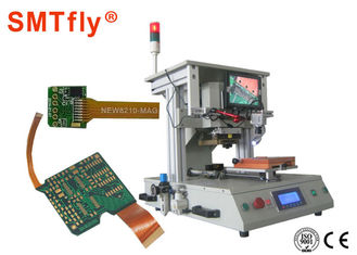 China HSC FPC FFC To PCB Board Pulse Heat Bonding Machine 0.02mm Solder Flatness SMTfly-PP1A supplier