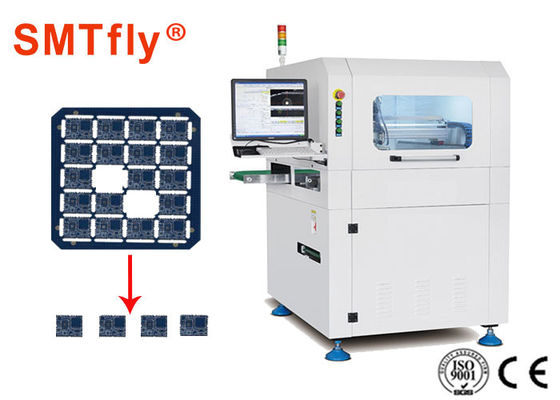 China High Accuracy PCB Separator Machine With Germany KAVO Cutting Spindle SMTfly-F03 supplier