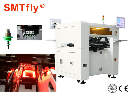 China Front 24 After 36 Feeders PCB Pick And Place Machine For SMT Component Placement supplier