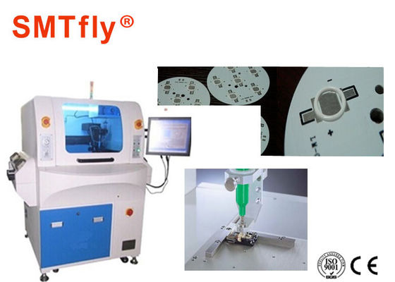 China SMT Glue Coating Machine / Automatic UV Coating Machine 0.6-0.8mpa Air Source supplier