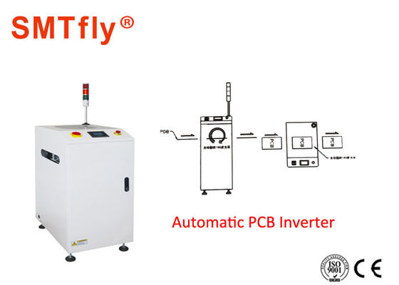 China Precise Alignment Auto Pcb Magazine Unloader 10Sec Cycling Time SMTfly-FB350 supplier