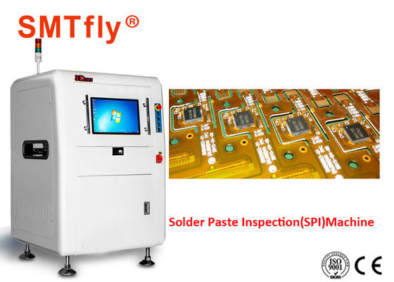 China FPC Solder Paste Inspection Machine SPI System Offline SPC Support Long Lifespan supplier