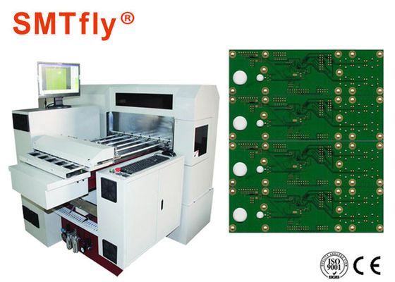 China High Performance PCB Scoring Machine For Making V Cut Line SMTfly-YB630 supplier