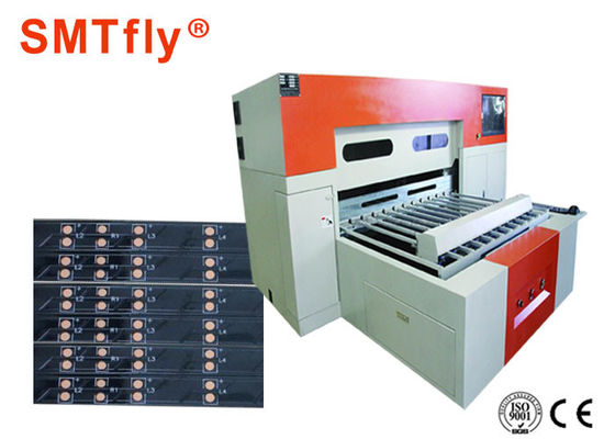 China V Groove Line Making PCB Scoring Machine Highly Automated SMTfly-YB1200 supplier