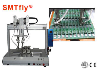 China Multi-axis Robotic Soldering Station , Automated Soldering Equipment SMTfly-322 supplier