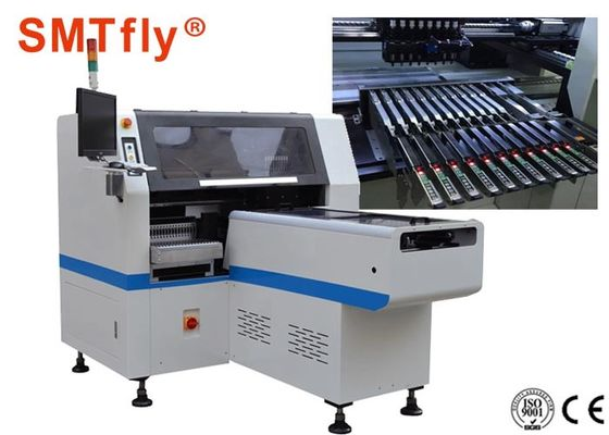 China 8mm Feeder SMT PCB Pick And Place Machine SMTfly-1200 With LCD Display supplier