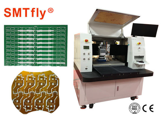 China FPC Laser Depaneler Laser PCB Depaneling Machine SMTfly-LJ330 1 Year Warranty supplier