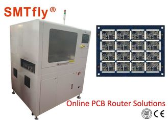 China Fully Automatic PCB Depaneling Router Machine  For Tab - Routed PCBA Depaneling supplier