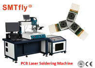 China 808±8nm Laser Spot Welding Machine , Laser Soldering Equipment SMTfly-30TS factory