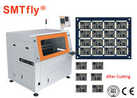 China SMTfly PCB Depaneling Equipment - PCB Separators 100mm/s Cutting Speed factory