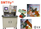 China FPC To PCB Hot Bar Soldering Machine With Double - Desk Working Mode factory