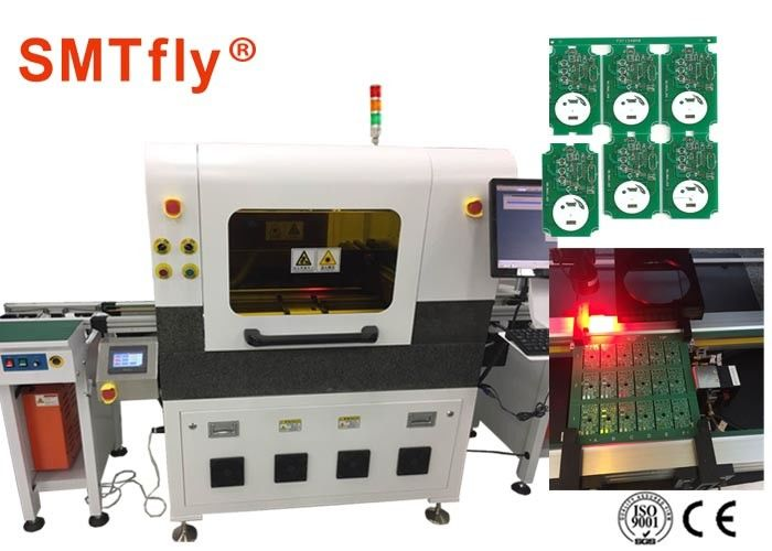 17W UV Laser PCB Machine / Inline PCB Depaneling Router