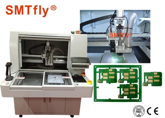 High Cutting Accuracy Pcb Depaneling Router Machine 320
