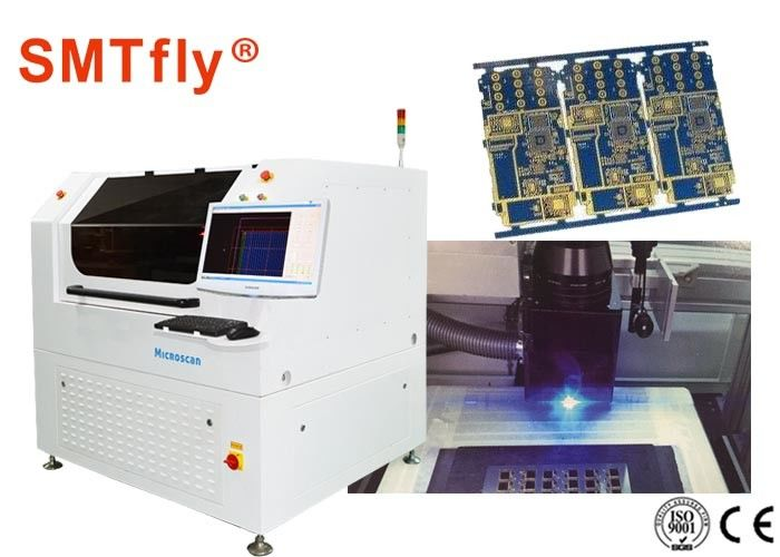 Simi Automatic UV Laser Cutting Machine For PCB Depaneling Machine
