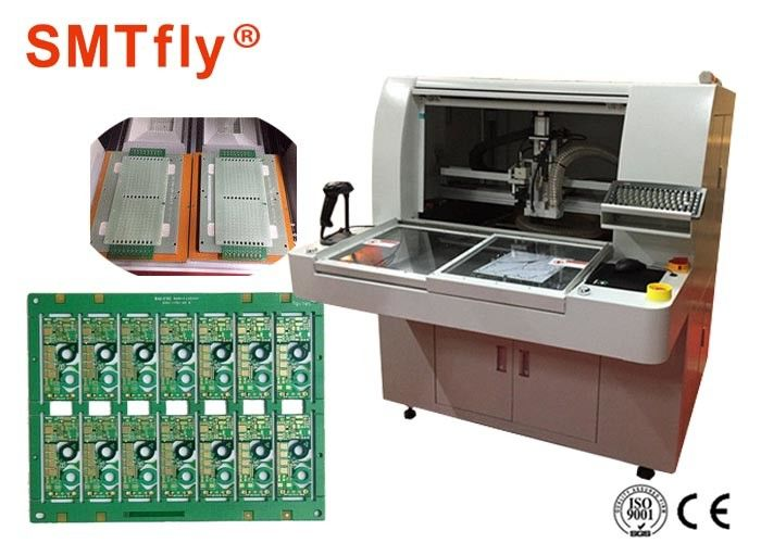 0 05mm Accuracy Depaneling Router Printed Circuit Board Machine For