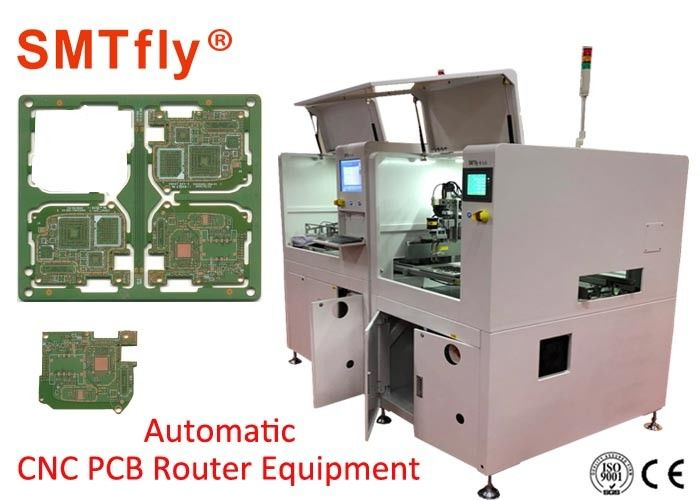 220V Printed Laser Depaneling Machine For Cutting Range 330 * 330mm PCB