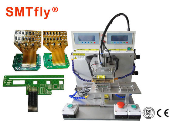 220V FPC Hot Bar Soldering Machine For 0.1mm FFC Hot Bonding Solution SMTfly-PP3A