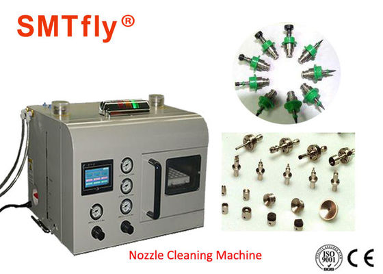 8tubes Drainage Tank Stencil Cleaning Machine 0.1mg/M³ Dust SMTfly-36