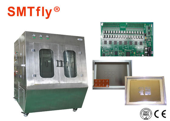 Double Liquid Tank Ultrasonic Pcb Cleaner,Circuit Board Cleaning Equipment SMTfly-8150