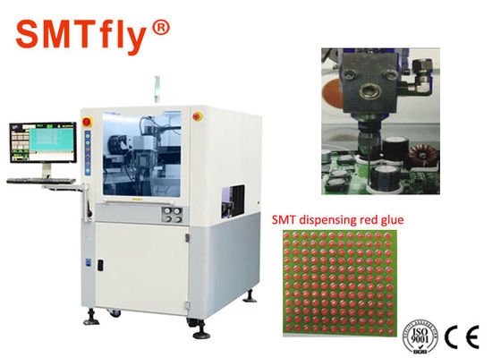 Fully Automatic Glue Dispensing Machine IPC+Control Card Control Mode SMTfly-CC3L