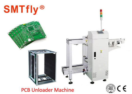 China Automatic PCB Loader Unloader Machine Customized Transfer Height SMTfly-250ULD factory