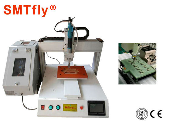 Teaching Type Automatic Screw Feeder Machine 50-60HZ Frequency SMTfly-SDXY
