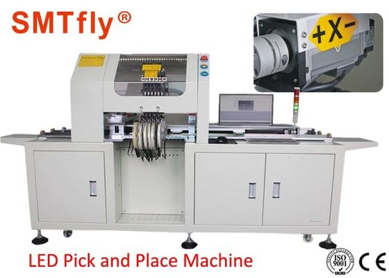 Automatic PCB Pick And Place Machine 1.2Kw Power Supply For LED Placement Assembly