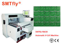 630*630mm V Cut PCB Scoring Machine 0-40m/Min Processing Speed SMTfly-YB630