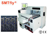 0.4 Mm - 3.2 Mm  V Grooving Machine For Pcb Panel ±0.05mm Pitch SMTfly-YB630
